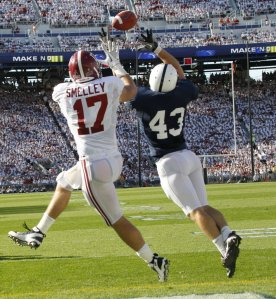 Penn State faced stiff sanctions.